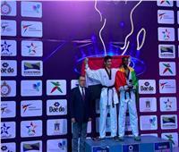بعد تأهله لطوكيو.. عبد الرحمن وائل: الأولمبياد تجربة جديدة