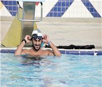 السباح العالمي سيد الباروكى: قفزة «الدولفين» غيرت حياتى