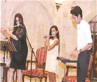 «فريدة» و«يحيى» أنامل ذهبية في دار الأوبرا