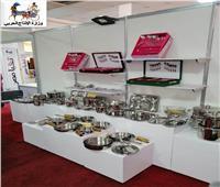 انطلاق معرض منتجات قطاع الأسرة بجامعة قناة السويس
