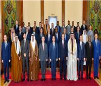 السيسي: مصر تدعم كافة المبادرات لتعزيز التعاون بين الدول العربية