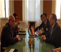 المالكي يلتقي وزير خارجية النمسا على هامش مجلس حقوق الإنسان في جنيف