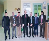 الملحق الثقافي السعودي يزور أحد مراكز رعاية «ذوي الهمم»
