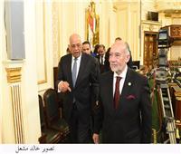 الحكومة للنواب: محطات تقوية المحمول في مصر مطابقة للمعايير والضمانات
