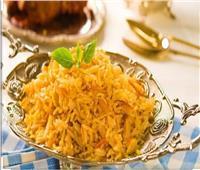 طبق اليوم .. «أرز هندي بالبطاطس»