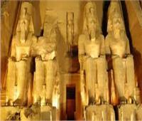 الآثار تعلن الانتهاء من أعمال ترميم وتطوير معبدي أبو سمبل بأسوان