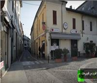 شاهد| كودونيو الإيطالية تتحول إلى مدينة أشباح بسبب كورونا