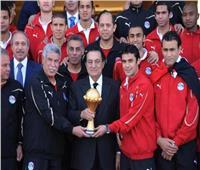 بعد رحيله.. مبارك كان «درعا وحصنا» للرياضة المصرية