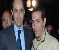 أبو تريكة ينعي وفاة مبارك