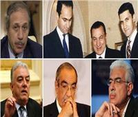وفاة مبارك| 15 رجلا حول «الرئيس الأسبق»