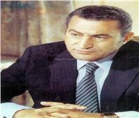 صور| لقطات نادرة في حياة الرئيس الأسبق حسني مبارك