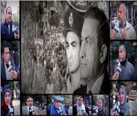 شاهد ماذا قال المواطنون بعد وفاة حسني مبارك؟