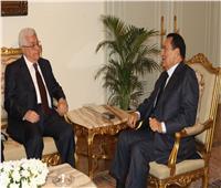 الرئيس الفلسطيني ينعى الرئيس المصري الأسبق حسني مبارك