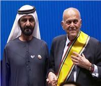 الإمام الأكبر يهنئ الدكتور مجدي يعقوب بتقلد «وشاح محمد بن راشد للعمل الإنساني»