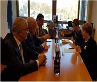 وزير الخارجية الفلسطيني يلتقي المفوضة السامية لحقوق الإنسان في جنيف