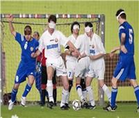 بورسعيد تستقبل البطولة العربية لكرة الهدف للمكفوفين