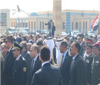 السفير السعودي بالقاهرة يشارك في جنازة الرئيس الأسبق حسني مبارك