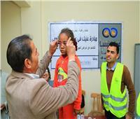 صناع الخير تحتفل بتسليم النظارة رقم 65 ألف بالمحافظات