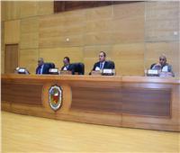 جامعة سوهاج تستضيف «الأمين العام للمجلس الأعلى للآثار»