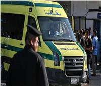 مصرع طبيب وإصابة زوجته وأطفالهما عقب انقلاب سيارتهم في رشيد