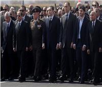 ملك البحرين يعزي «السيسي» في وفاة مبارك هاتفيًا