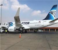 عدم وجود ركاب يلغي إقلاع رحلة جوانزو من مطار القاهرة