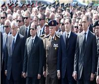 فيديو  جمال شقرة: التاريخ سيشيد بعظمة مصر بعد المظهر الحضاري في جنازة مبارك