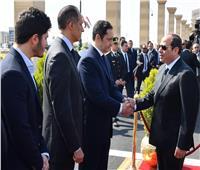 فيديو| أدمن «آسفين ياريس»: السيسي أثلج صدورنا بجنازة مبارك العسكرية