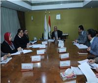 وزير النقل يتابع تطوير المجرى الملاحي «القاهرة/ الإسكندرية» ومشروعRIS