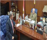 لهذا السبب.. رئيس جامعة السادات يهاجم هيئة المجتمعات العمرانية