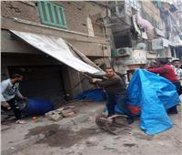 26 محضر تموين و20 سرقة تيار في حملة شرق الإسكندرية