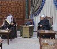 شيخ الأزهر يستقبل سفير البحرين.. ويؤكد متانة العلاقات بين البلدين