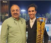رئيس اللجنة الأولمبية: فخور بذهبية «طاهر».. وفرسان مصر يواصلون الانتصارات