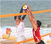 نتائج مميزة لمصر في اليوم الأول للبطولة العربية للكرة الشاطئية بسلطنة عمان