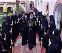 رهبنة 11 راهبة في دير أبي سيفين بمصر القديمة
