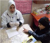 فحص 198 ألف طالب ضمن المبادرة الرئاسية لعلاج أمراض سوء التغذية بالبحيرة