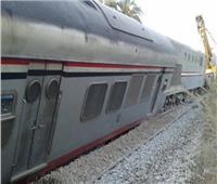 «السكة الحديد» تكشف تفاصيل انقلاب 3 عربات بقطار مطروح