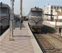 أول إجراء من «السكة الحديد» بعد انقلاب قطار مطروح