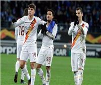 فيديو| «كلويفرت» يقود روما للتأهل لثمن نهائي الدوري الأوروبي