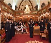 كنيسة أبي سيفين ببورسعيد تحتفل بعيد تدشينها