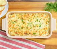 طبق اليوم.. بيوريه البطاطس بالجبنة