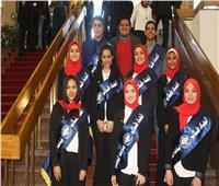 المركز الأول لطلاب جامعة القاهرة في ملتقى الاتحادات الطلابية