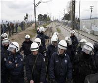 الشرطة اليونانية تنتشر على الحدود مع تركيا لمنع المهاجرين