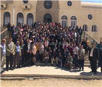 ختام الملتقى التدريبي الأول «١٠٠٠ معلم دين مسيحي»