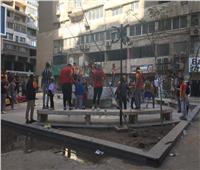 صور.. بدء توافد جماهير الترجي إلى ستاد القاهرة استعدادًا لمواجهة الزمالك