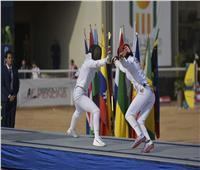 بيلاروسيا تتصدر منافسات السلاح بنهائيات كأس العالم للخماسي الحديث «سيدات»
