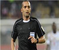 مشادات عنيفة بين لاعبيالترجيوالحكم المغربي في مباراة الزمالك