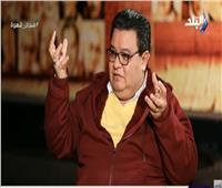 خالد جلال: التمثيل يشترط موهبة استثنائية وليس دراسة
