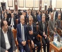 عمرو موسى يصل عزاء مبارك