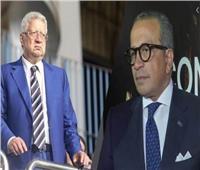 مرتضى منصور يشطب عضوية عمرو الجناينى من الزمالك